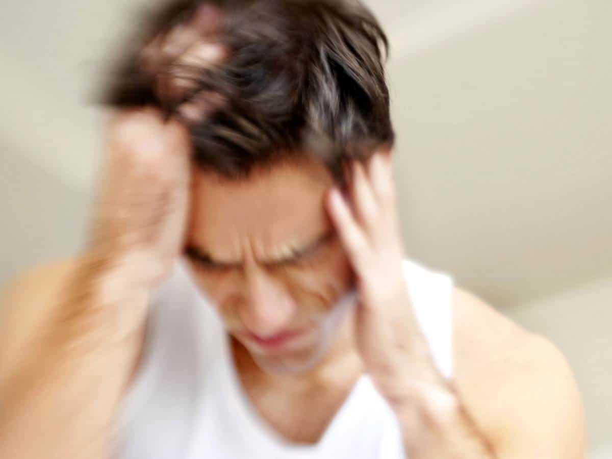 Как снять головную боль внутричерепного давления