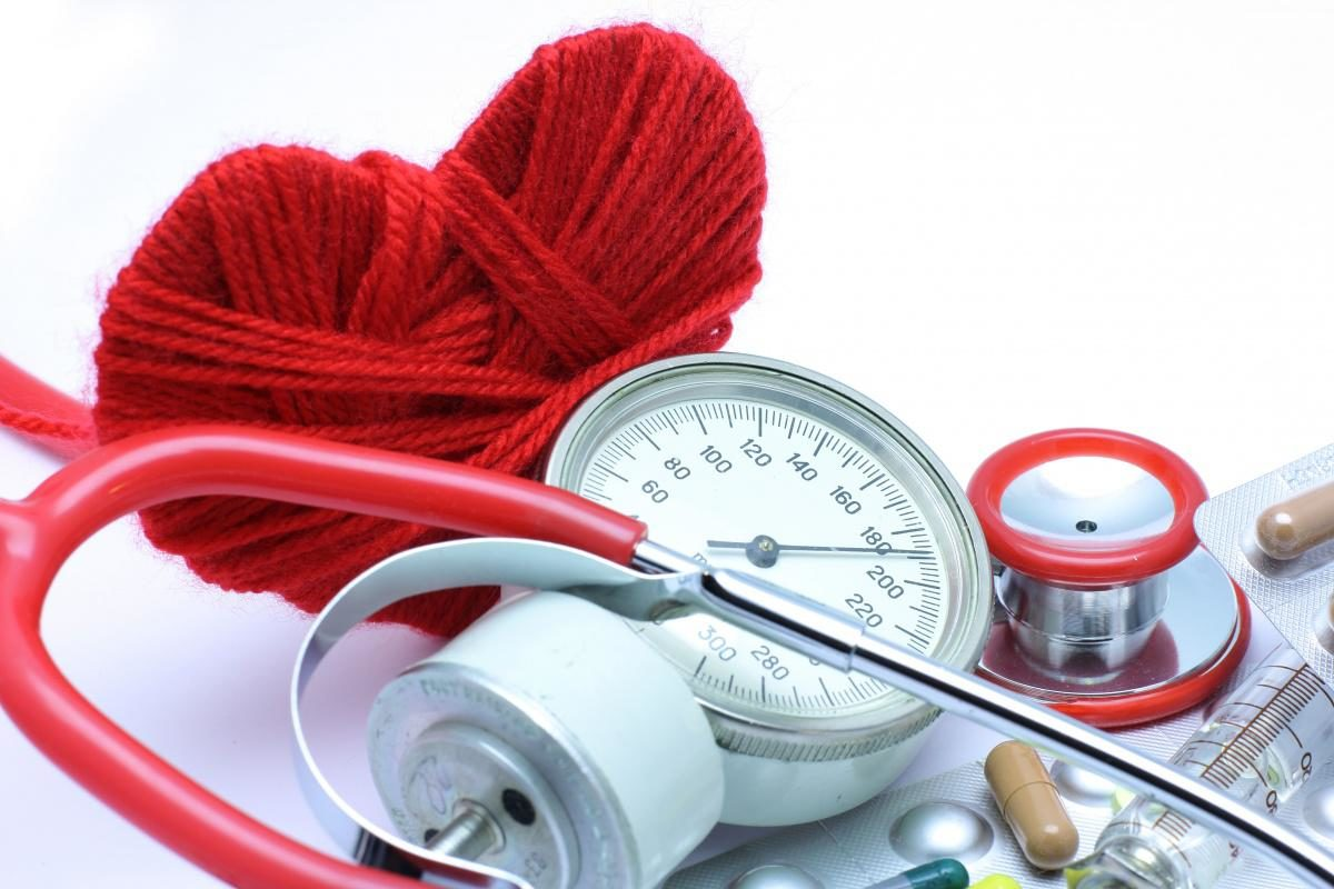 Основные причины смерти от гипертонической болезни