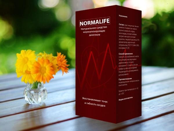 Нормал лайф – это, прежде всего, средство от высокого давления