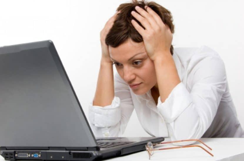 Может ли быть давление из-за компьютера?