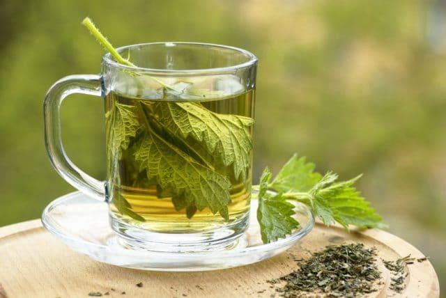 Такой чай очищает сосуды, полезен для почек и печени
