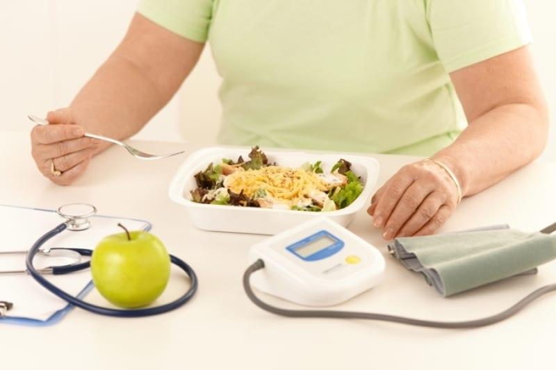 Какие продукты можно есть при повышенном давлении?