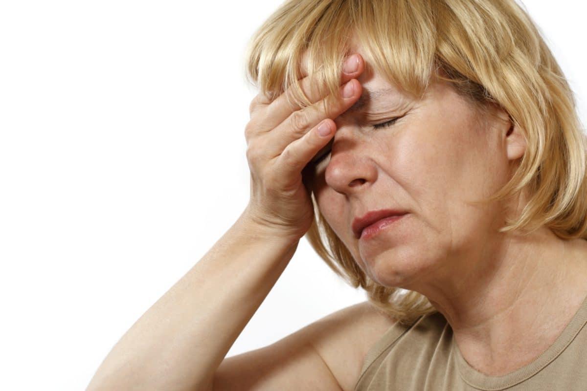 Давление при менопаузе и климаксе