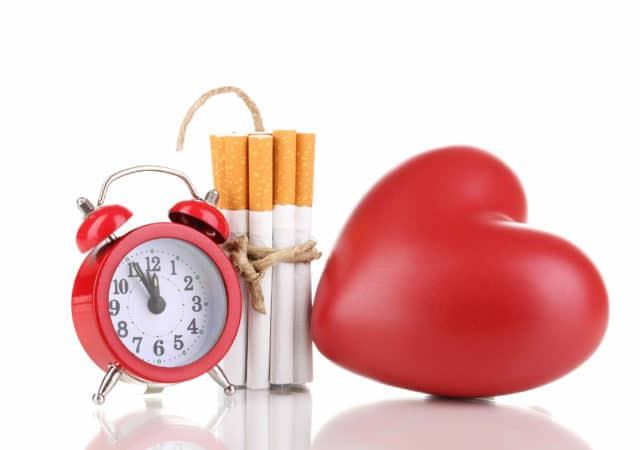 Второй аспект влияния никотина на АД — стимуляция выброса адреналина через симпатическую нервную систему