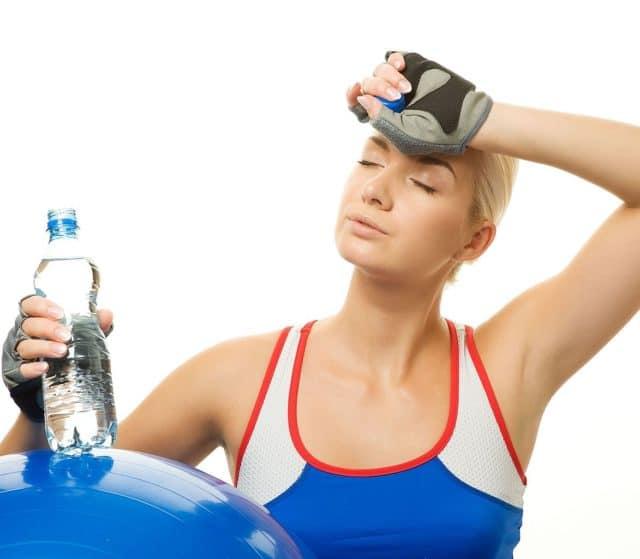Поэтому необходимо заниматься спортом так, чтобы не навредить собственному здоровью