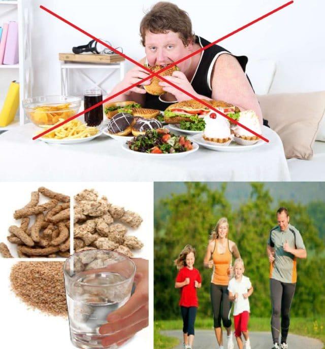 Благотворно влияют на кишечную перистальтику и укрепляют брюшной пресс занятия физкультурой, плавание, бег