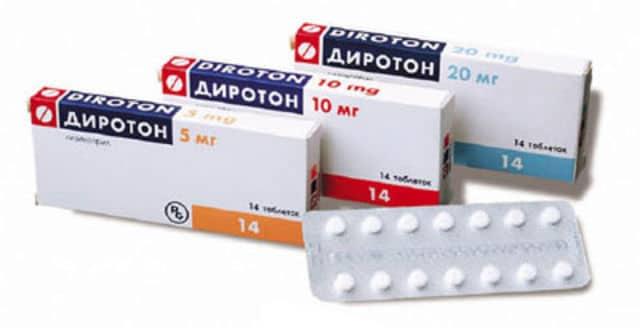 Действующим компонентом препарата является лизиноприл