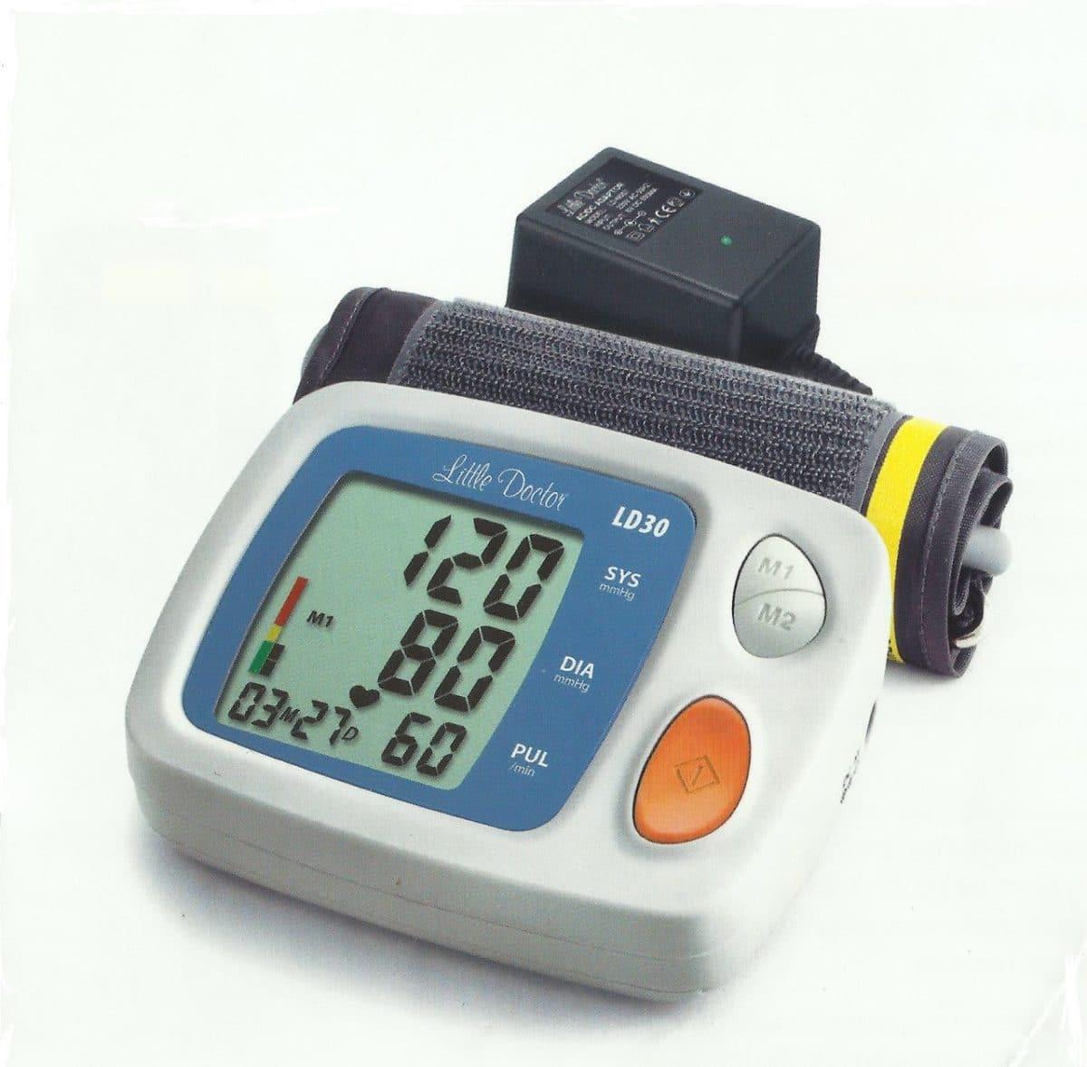Что означают цифры при измерении артериального давления?