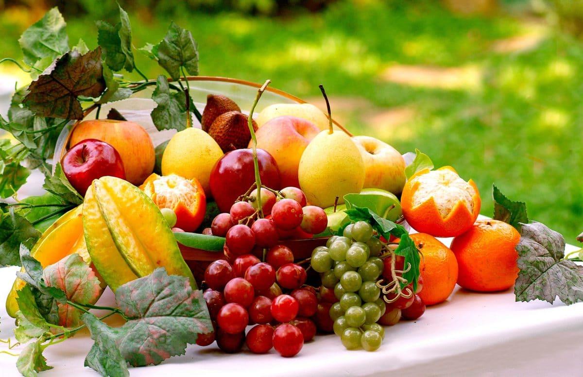 Какие овощи и фрукты понижают давление?