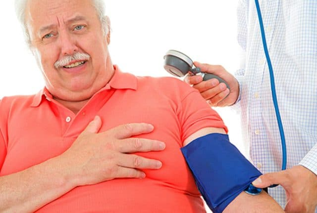 Это может быть как собственно гипертоническая болезнь, так и симптомокомплексы, куда входит периодическое или стойкое повышение артериального давления