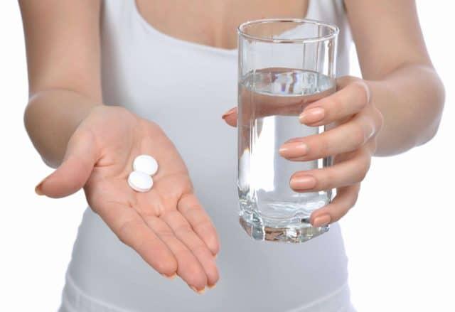 Препарат принимают внутрь (оптимально после еды), запивая достаточным количеством жидкости