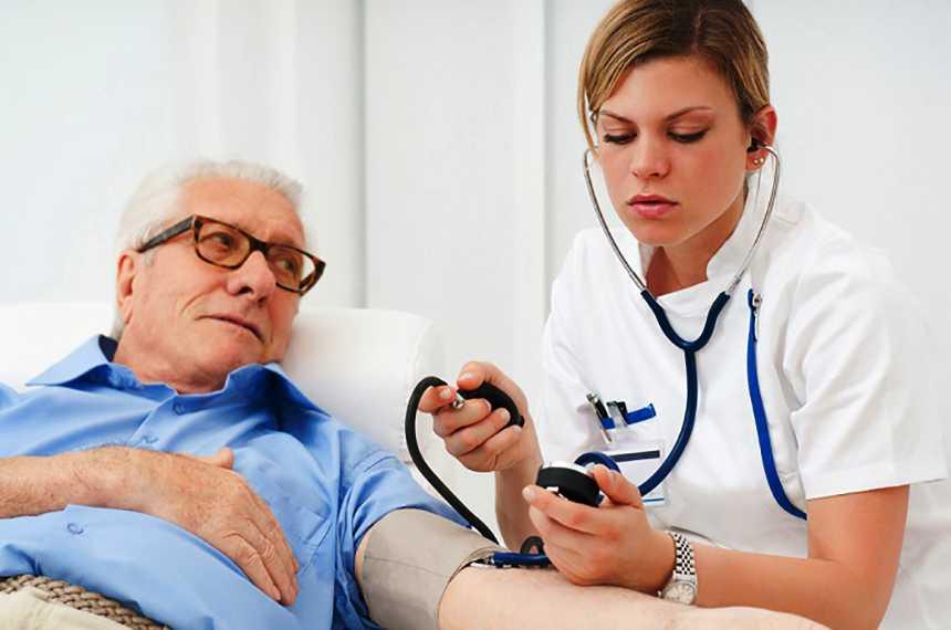 Измерение давления в кардиологии