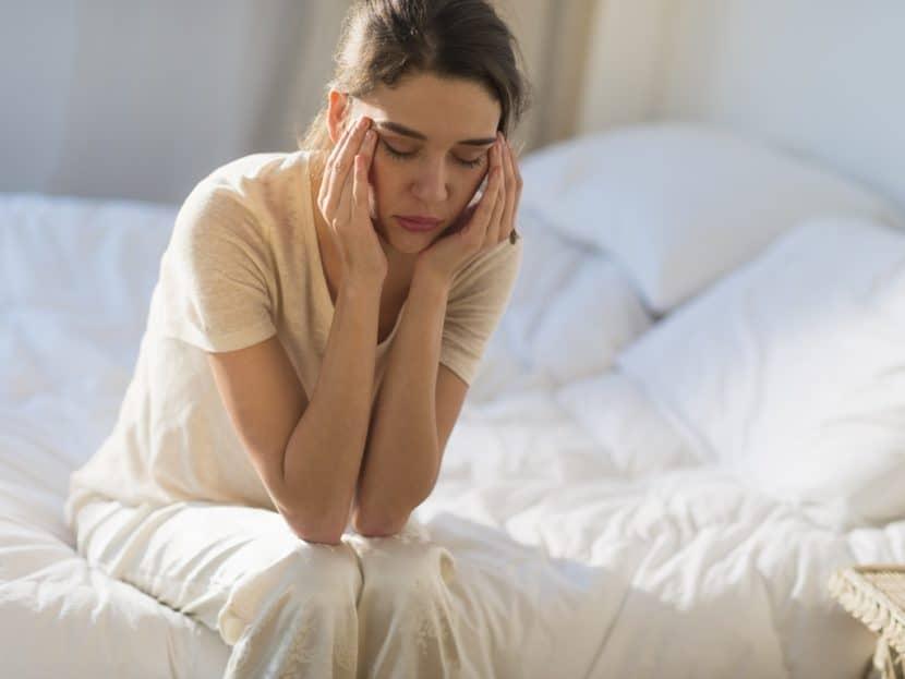 Что делать, если низкое давление и болит голова?