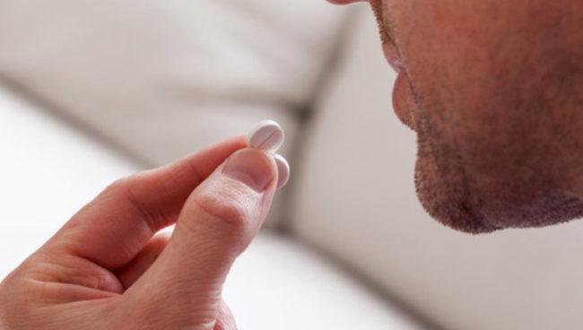 Повышение артериального давления осуществляется уже из-за наличия в таблетках кофеина