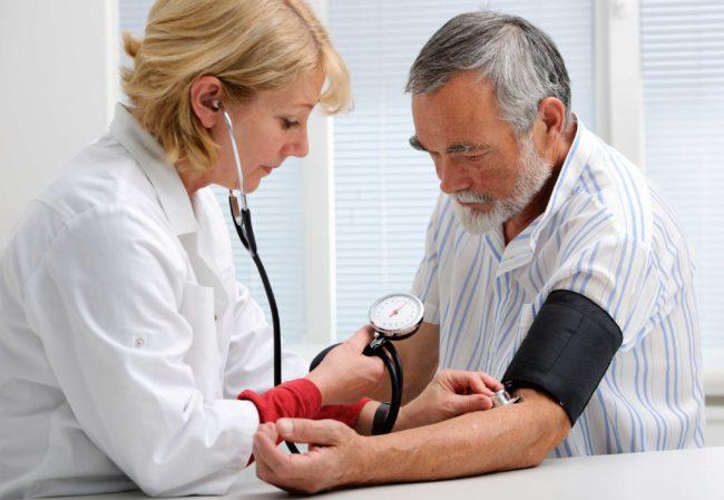 Использование лекарства при низком кровяном давлении приводит к возникновению гипотонии