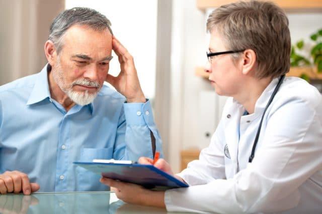 Изменения у людей пожилого возраста часто необратимы