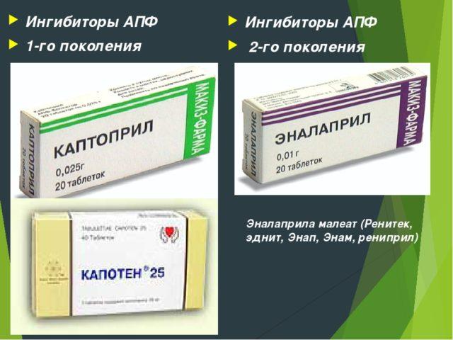 Существует несколько различных групп препаратов, которые врачи назначают для лечения повышенного артериального давления