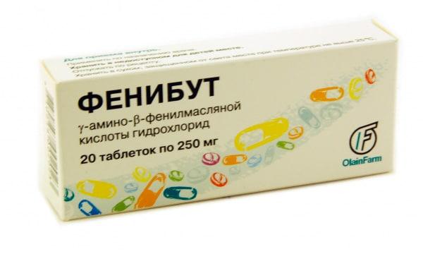 Считается легким транквилизатором, оказывающим анксиолитическое (противотревожное) и антиоксидантное действие