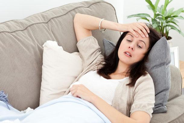 На приступы головной боли и головокружения жалуются почти все