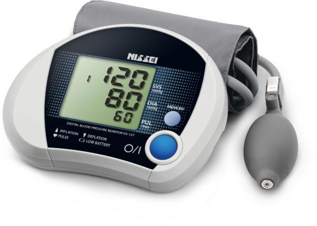 Проводить измерения в этой единице начали в связи с тем, что первые аппараты, измеряющие АД, имели вид шкалы с ртутным столбом