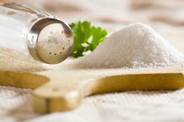 Как влияет соль на давление?