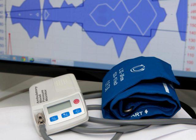 СМАД – суточный мониторинг артериального давления