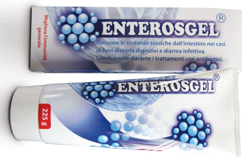 Применение Энтеросгеля для очистки организма
